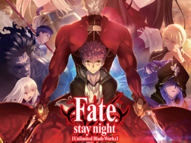 Fate stay night〔UBW〕