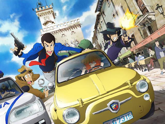 TVアニメシリーズ人気投票。1
