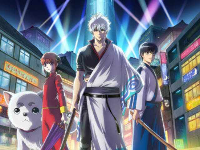 TVアニメシリーズ人気投票。3