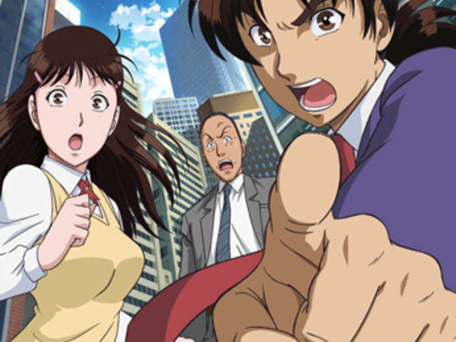 TVアニメシリーズ人気投票。7