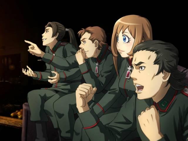 2011アニメ人気投票 プレーオフ FINAL