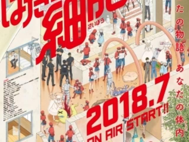 2018年夏アニメ事前期待ランキング