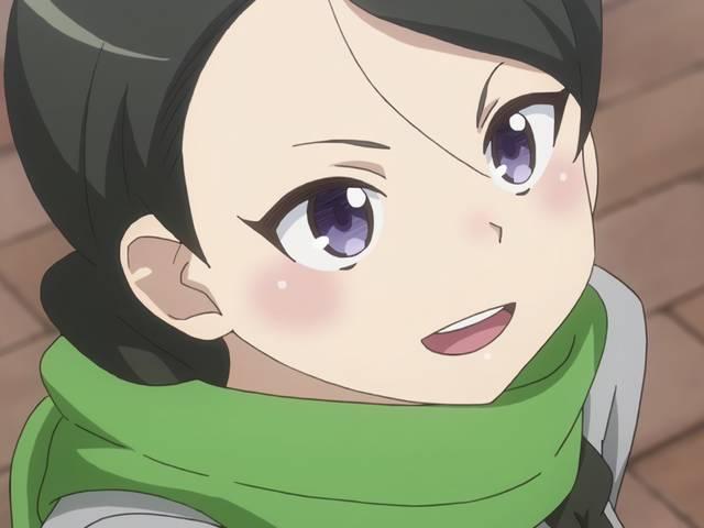 エヴァ(新渡戸咲)