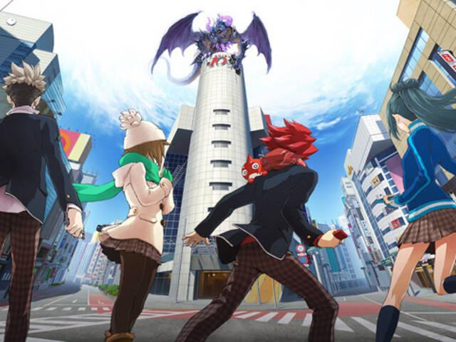 ゲーム原作のアニメ人気投票3
