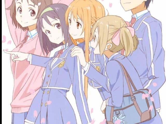 日常系アニメ人気投票❗