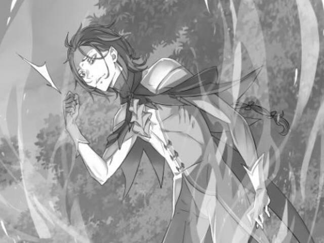 「憂鬱」の魔人ヘクトール