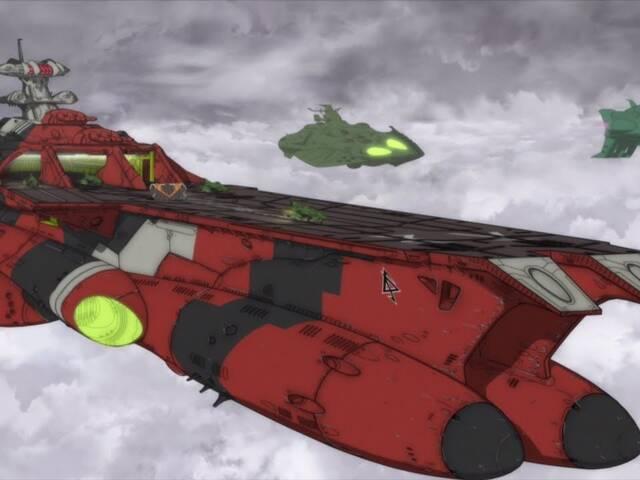 ゲルバデス級航宙戦闘母艦