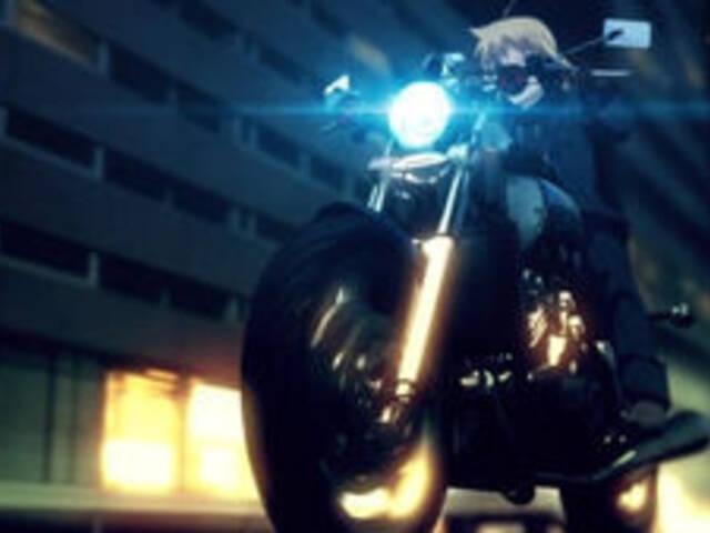 バイクに似合うキャラ投票!