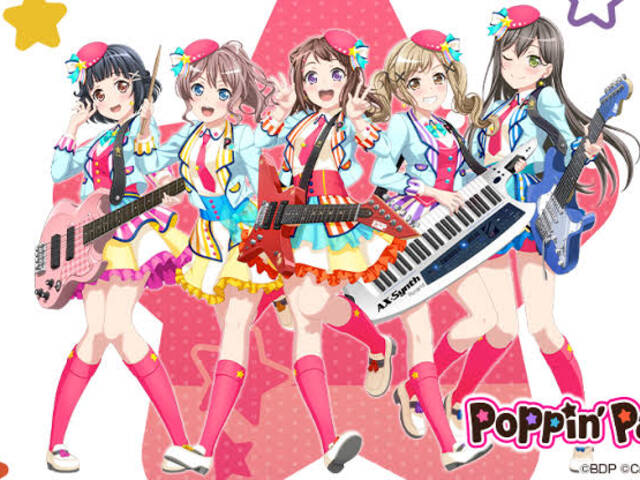 Poppin'Party総選挙