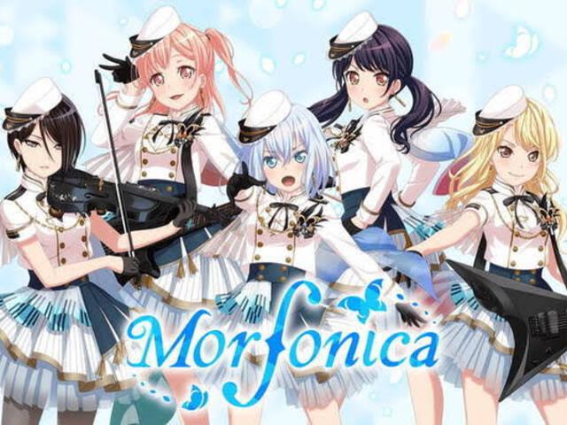 Morfonica人気投票