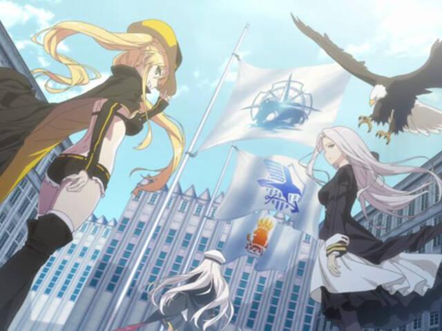 美少女×ミリタリーアニメ人気投票