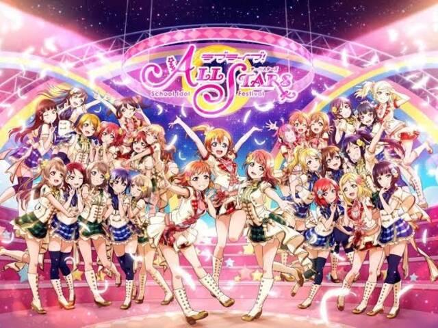 ラブライブ!ALL STARS 総選挙!!