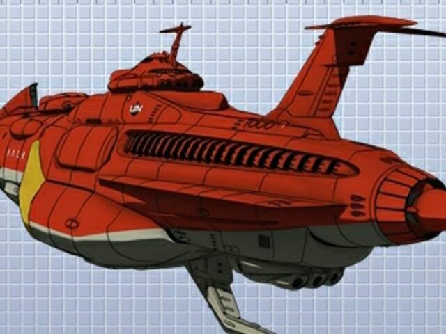 金剛型宇宙戦艦「キリシマ」
