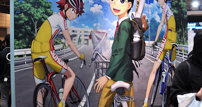 自転車競技アニメ 弱虫ペダル 京都伏見のエース 御堂筋翔は遊佐浩二が担当 異様なビジュアルと勝利への執念を持つ超個性派 アキバ総研