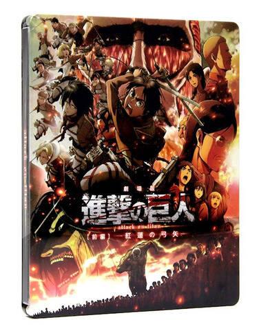 劇場版 進撃の巨人 前編 リバイバル上映が決定 6月日から全国各地で アキバ総研