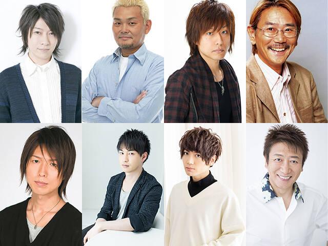 2020冬アニメ>男性声優出演リスト お気に入りの声優はどの作品に出る ...
